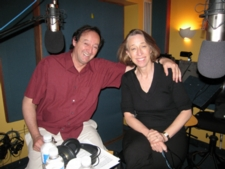 Joe Flaherty and Robin Duke