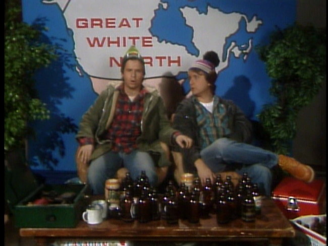 Bob And Doug Mckenzie 12 Days Of Christmas.Sctv Guide Programs Great White North
